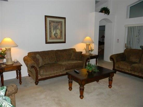 Sitting Room - OT4P16005BHL 4 BR Budget Friendly Pool Villa Close to Disney - Clermont - rentals