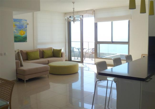 Nitza - Sea Opera - Beautiful 3 Bedroom Apartment with outdoor pool - NB01KP - Image 1 - Netanya - rentals