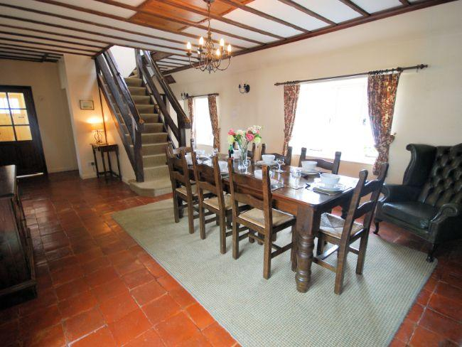 Dining room - OPOST - Holy Island Of Lindisfarne - rentals