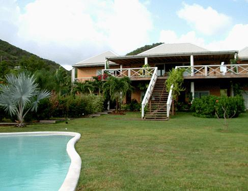 Lady Angel at Turtle Bay, English Harbour, Antigua - Ocean View, Pool, Tropical Gardens - Image 1 - English Harbour - rentals
