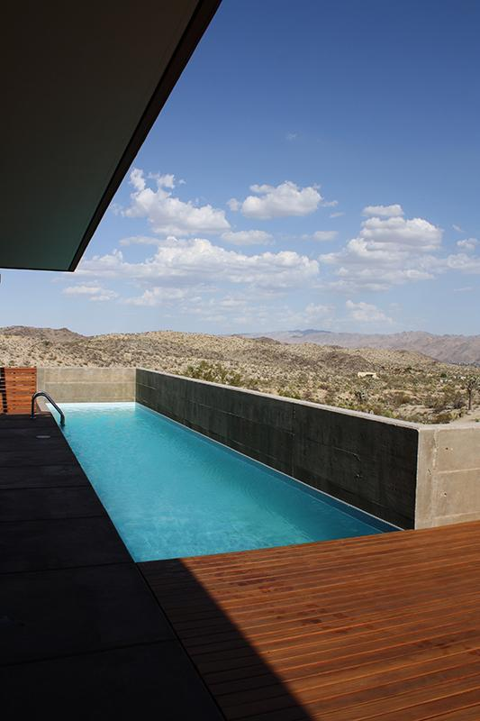 Modern Architectural Desert Retreat with Pool - Image 1 - Joshua Tree - rentals