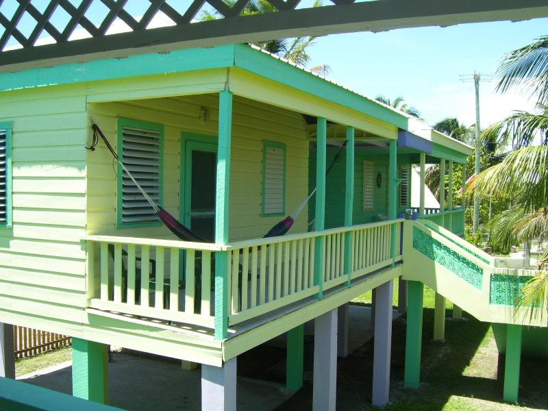 Exterior - Casa Libelula #2 - 1 bedroom in the village - Caye Caulker - rentals