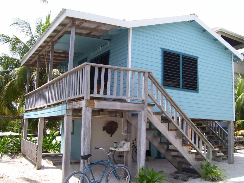 Carolyn's House - Beachfront studio cottage - Image 1 - Caye Caulker - rentals