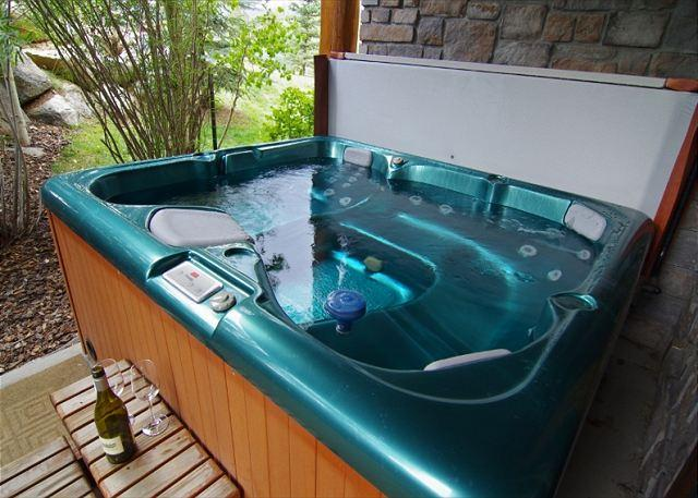 On Mountain with Private Hot tub - 20% off August with 4 nights or more - Image 1 - Steamboat Springs - rentals