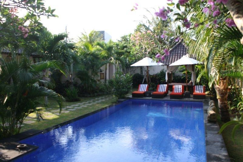 Beautiful villa in tropical garden Oberoï KU DE TA - Image 1 - Kuta - rentals