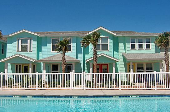 The Commons at Seashell - The Commons at Seashell - Port Aransas - rentals