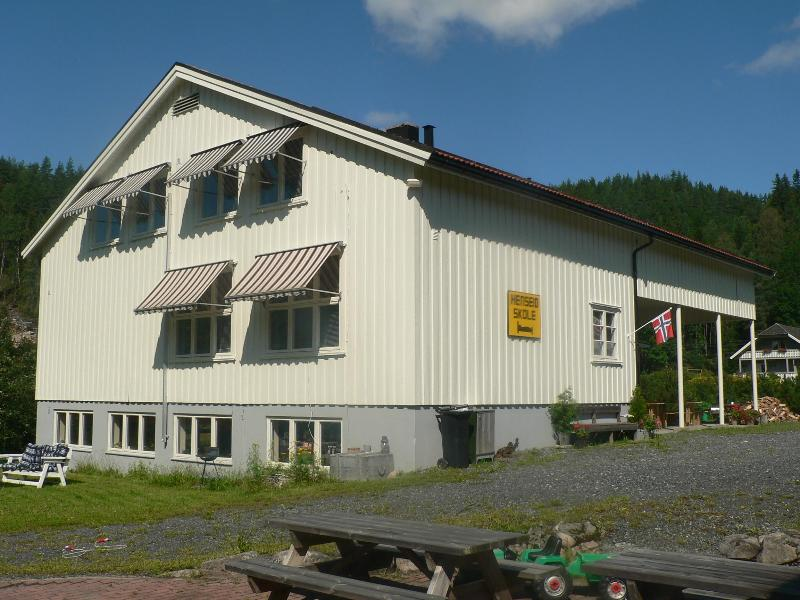 Henseid Skole - Cozy holiday apartments in southern Norway  !!! - Drangedal - rentals