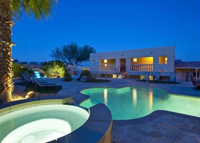 Spa and Pool - Starry Skies~ 7 NT MIN STAY REQUIRED FOR THIS HOME - Palm Springs - rentals