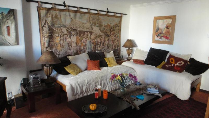 Charming French touch Almagro Suite in Quito - Image 1 - Quito - rentals