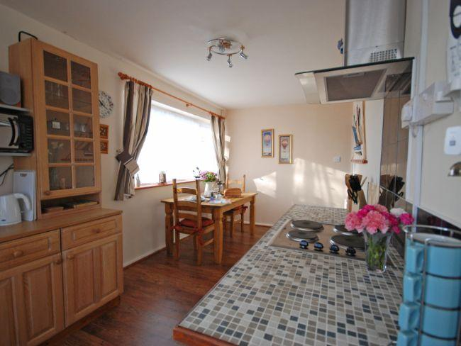 Kitchen with dining area - PENDR - Calstock - rentals