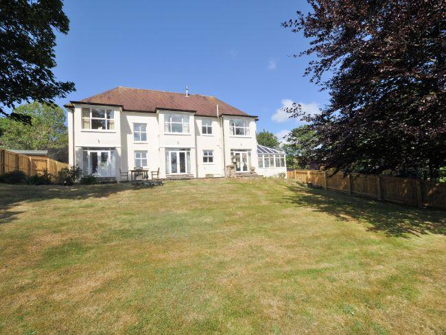 View of the property from the enclosed rear garden - ANMOU - Bideford - rentals