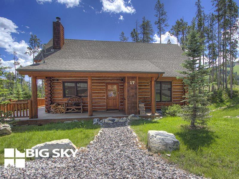 Powder Ridge Red Cloud 3 (Cabin 17) - Image 1 - Big Sky - rentals