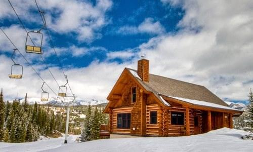 Powder Ridge Red Cloud 4 (Cabin 10) - Image 1 - Big Sky - rentals