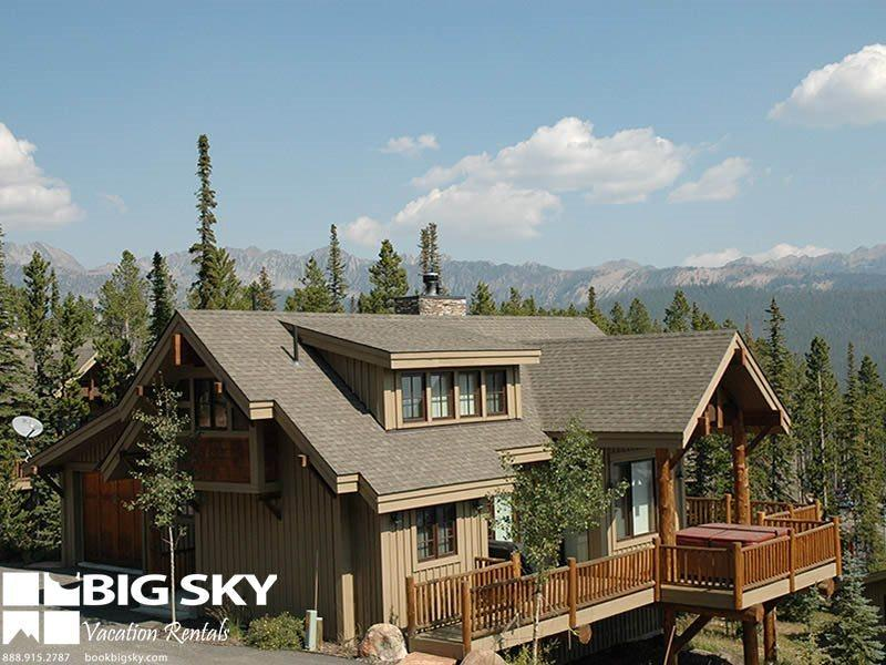 Moonlight Mountain Home (Shadow Ridge) - Image 1 - Big Sky - rentals