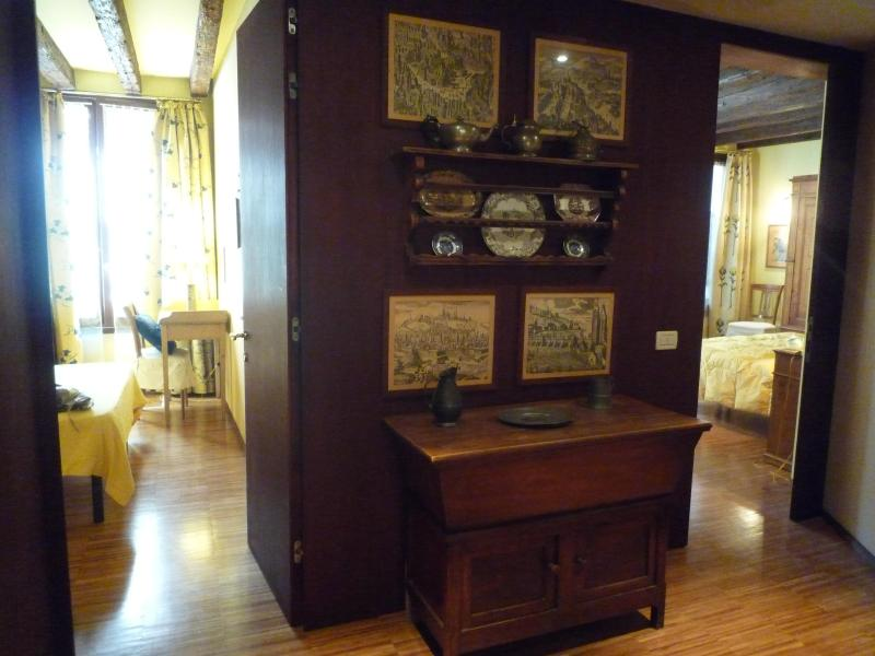 Hall - Ca'Orsetti lovely apartment in the heart of Venice - Venice - rentals