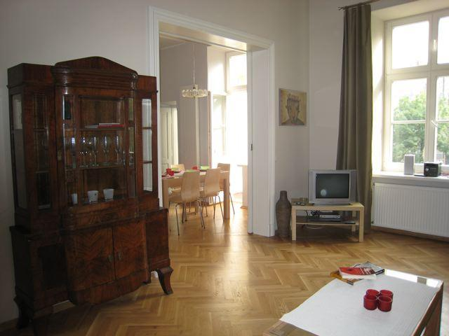 Old Town apartment with classic furniture - Super-Large Old Town Apartment - Krakow - rentals