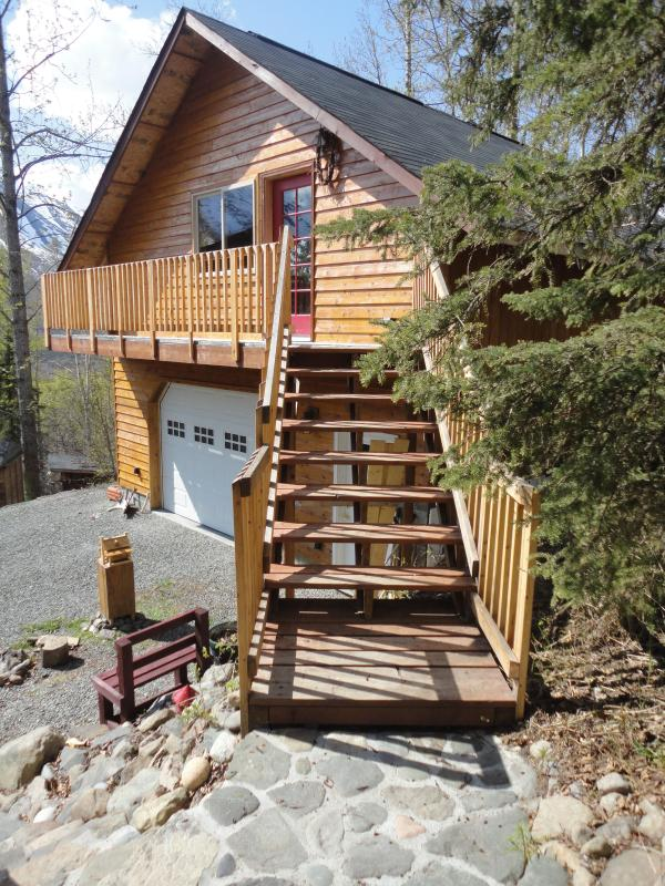 Studio with private entrance - Mountain View Vacation Rental near Anchorage, AK - Eagle River - rentals