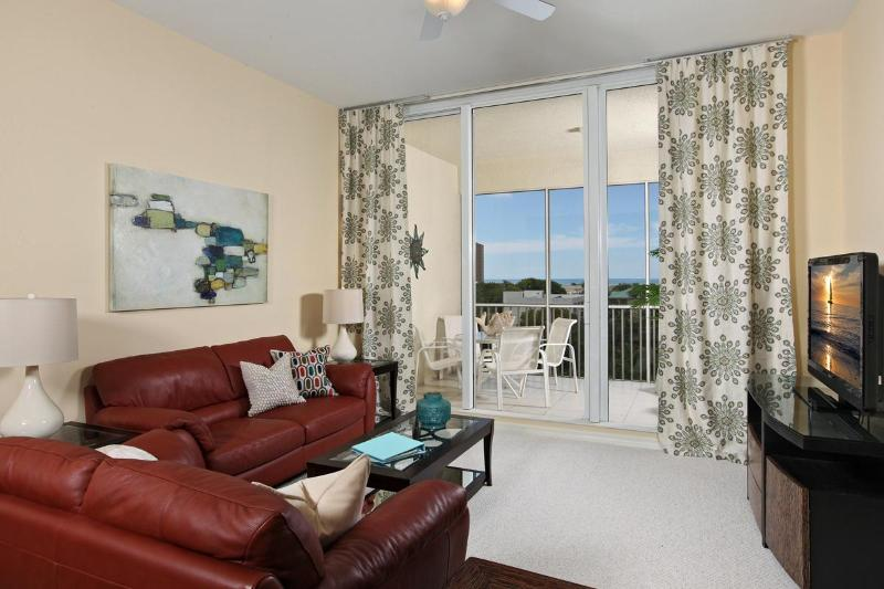 Comfort, stylish and a view of the Gulf - 3 Bdrm at Vanderbilt Beach - Perfectly relaxing - Naples - rentals