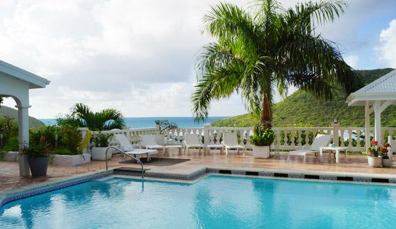 Villa Joelle at Anse Marcel, Saint Maarten - Ocean View, Pool, Very Private - Image 1 - Anse Marcel - rentals