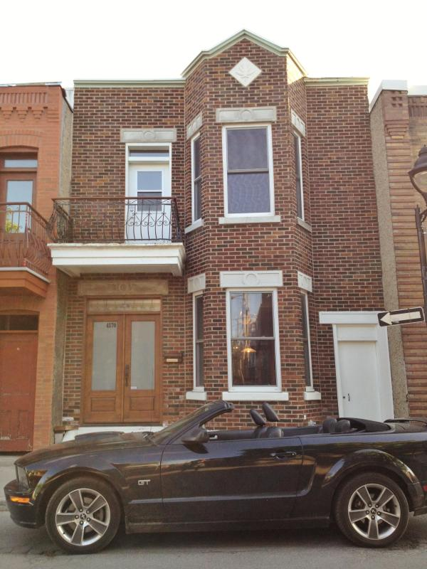 Cozy Townhouse in the Plateau-Mont-Royal - Image 1 - Montreal - rentals