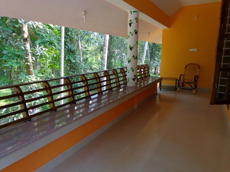 Kutti House Upstairs balcony - Savasana Home - Varkala - rentals