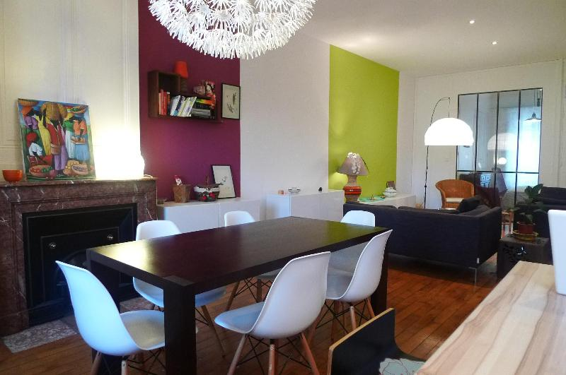 Nice and colorfull loft  in the center of Lyon - Image 1 - Lyon - rentals