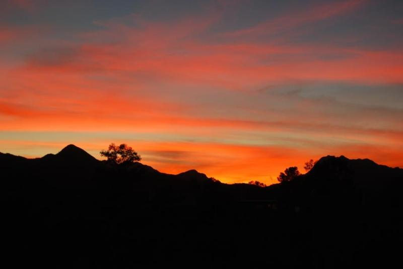 Sunset view - The West side is the Best Side - Tucson - rentals