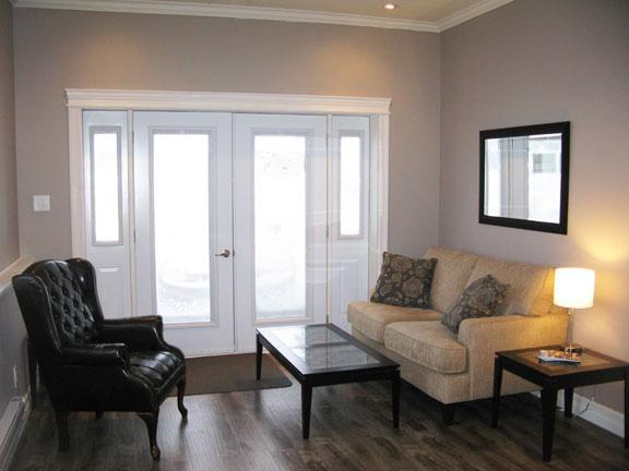 Entrance - 2 Bedroom Condo in Gros Morne National Park - Woody Point - rentals