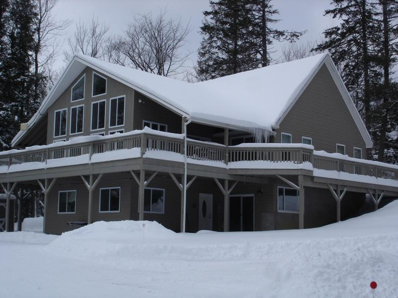 New Beautiful Killington 7 Bedroom 6.5 Bath Home - Image 1 - Mendon - rentals