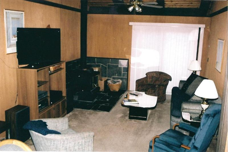 Living room - St. Francis Lakeside Townhouse At Tahoe - Tahoe City - rentals
