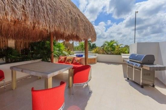 Penthouse Zama - private rooftop - Tulum vacation rentals - Zama Village PH - Tulum - rentals