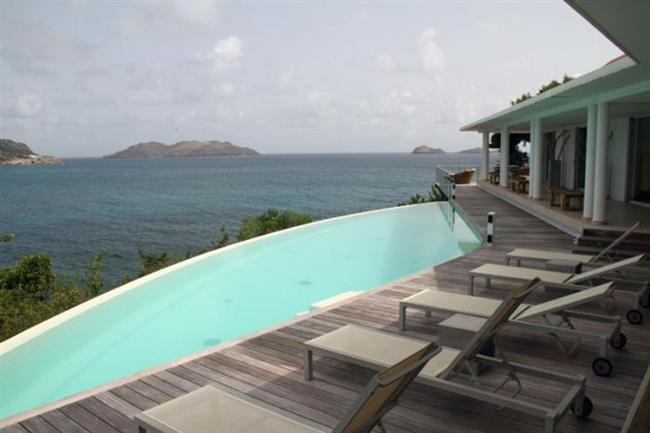 Reefpoint at Saint Jean Bay, St. Barth - Ocean View, Pool, Walk To Beach - Image 1 - Saint Barthelemy - rentals