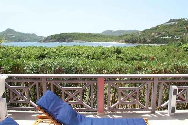 Rosebud at Anse des Cayes, St. Barth - Ocean View, Pool, Walk To Beach - Image 1 - Anse Des Cayes - rentals