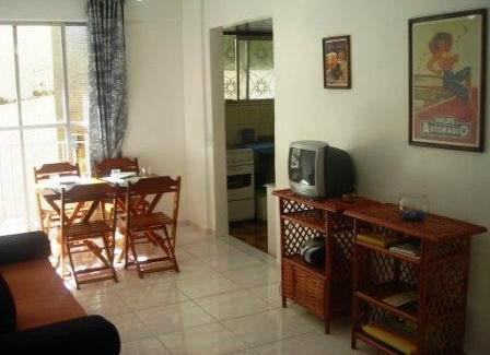 Cool and quiet living room - Best Deal:Oceanfront for any Budget - Salvador - rentals