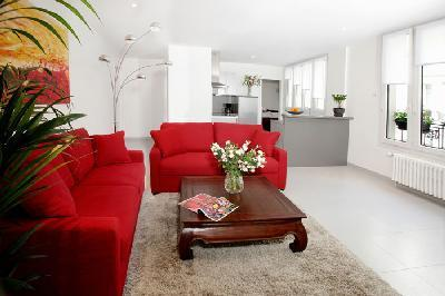 Beautiful apartment in Montorgueil - Image 1 - Paris - rentals