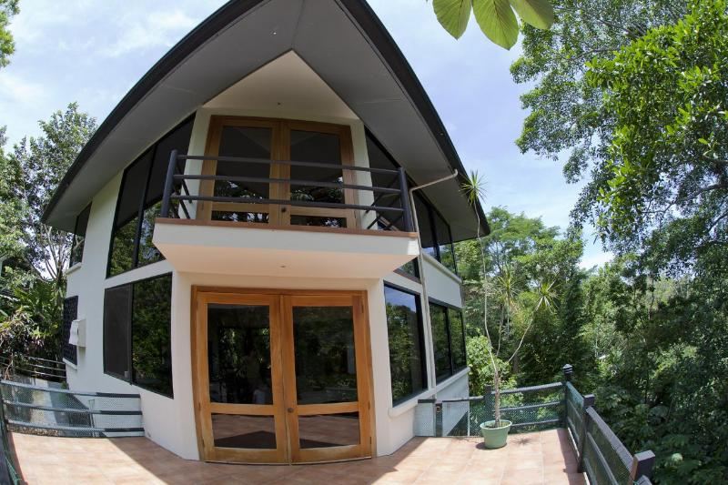 3 bedroom design villa with unique panoramic views - Image 1 - Manuel Antonio - rentals