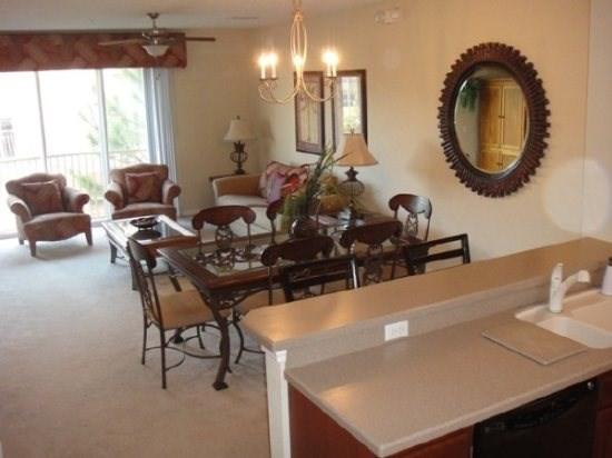 Interior - VC3T5039TC-27 3 BR Townhome with 2 Sleeper Sofas - Orlando - rentals