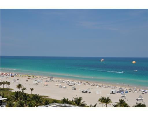 Exquisite South Beach Condo- Balcony and Oceanview - Image 1 - Miami Beach - rentals