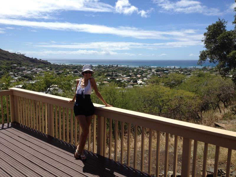 Beauty and View - Aina Haina Hideaway - Honolulu - rentals