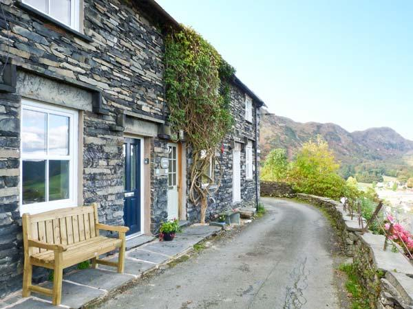 MINER'S COTTAGE, superb pet-friendly cottage, woodburner, lake views, in Coniston Ref 13990 - Image 1 - Coniston - rentals