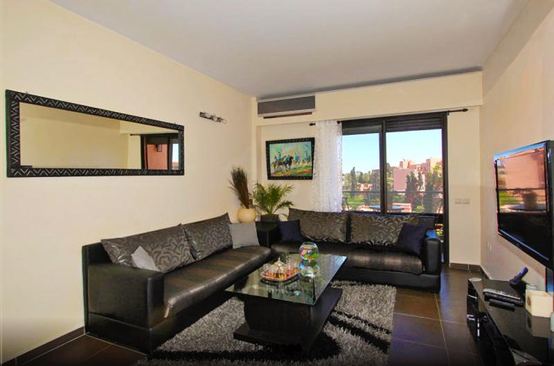 GUELIZ Apartment luxury downtown - Image 1 - Marrakech - rentals
