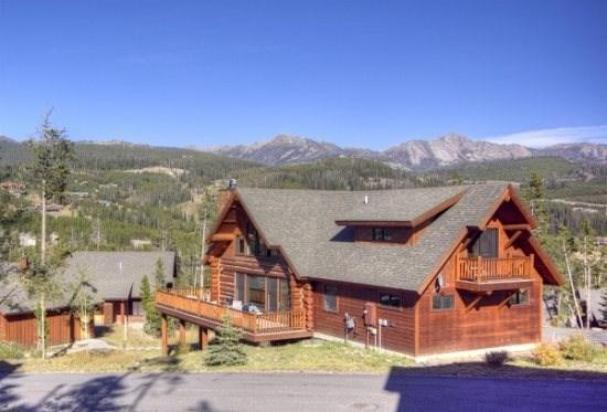 Powder Ridge Rosebud 2 (Cabin 126) - Image 1 - Big Sky - rentals