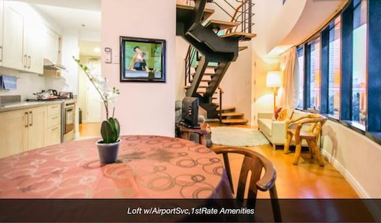 Nice,SpaciousLoft,1st-rate Amenities w/ AirportSvc - Image 1 - Makati - rentals