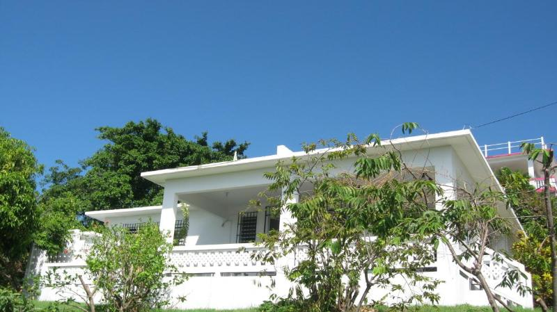 South Porch View Looking North - Vieques, Puerto Rico - Caribbean Overlook - 3BDRM - Vieques - rentals
