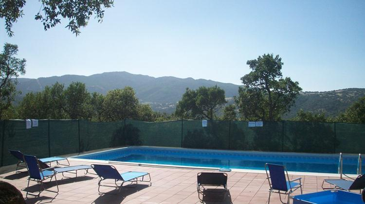 Swimming pool - 5 bedroom contemporary villa in Sardinia, Italy - Padru - rentals