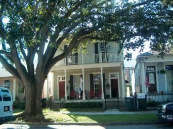 Front View - 2 BR Victorian Condo in New Orleans Gard. Dist. - New Orleans - rentals