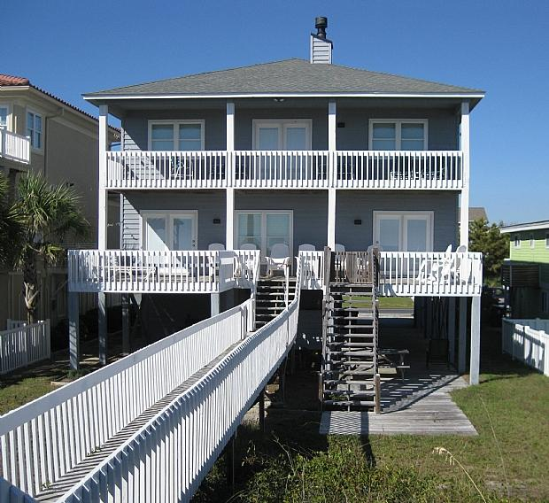 229 West First - West First Street 229 - Windfall Kern - Ocean Isle Beach - rentals