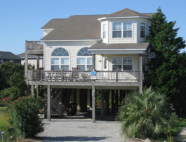 66 Private Drive - Private Drive 066 - Wedged Inn Parker - Ocean Isle Beach - rentals