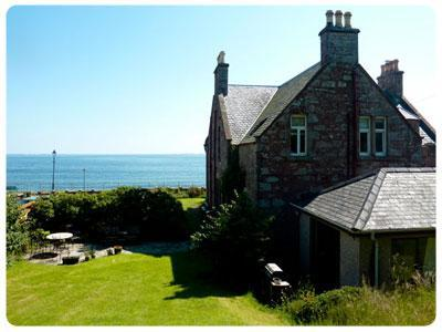 Tigh na Mara: Large Scottish Beach-side House - Image 1 - Rosemarkie - rentals