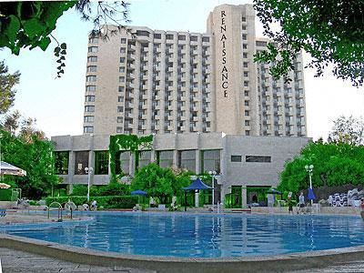 Outside and pool Area  - Price Drop! - 2 Room Suite at Ramada Hotel! - Jerusalem - rentals